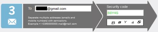 WizDrop 3 Kirim File Media Besar untuk Setiap Alamat Email atau Telepon Seluler