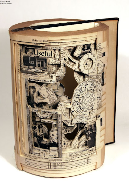 Brian Dettmer ArtWork Books Carving
