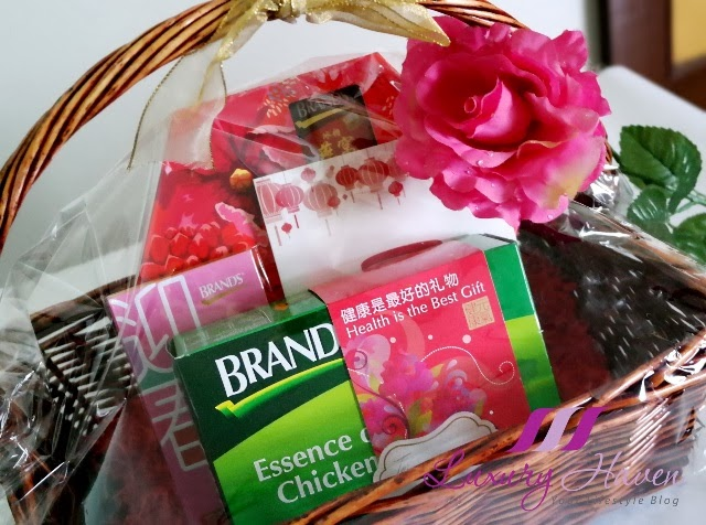 brands chicken essence chinese new year hamper