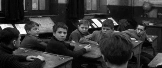 Jean-Pierre Léaud en 'Los 400 golpes', de François Truffaut