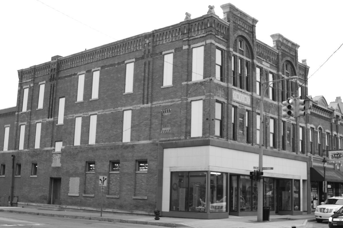 Michigan Exposures Bay City Memories Midland Street