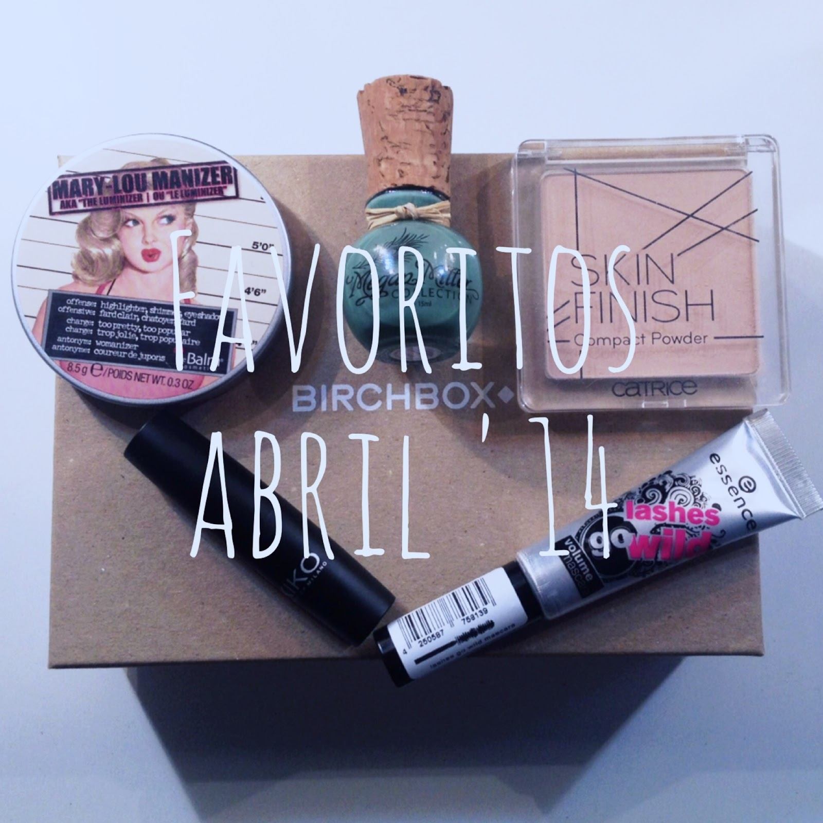 Favoritos Abril 2014