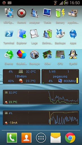 Android Tuner v1.0 RC1 Apk İndir