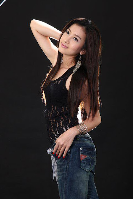 myanmar sexy model girl yu thandar tin