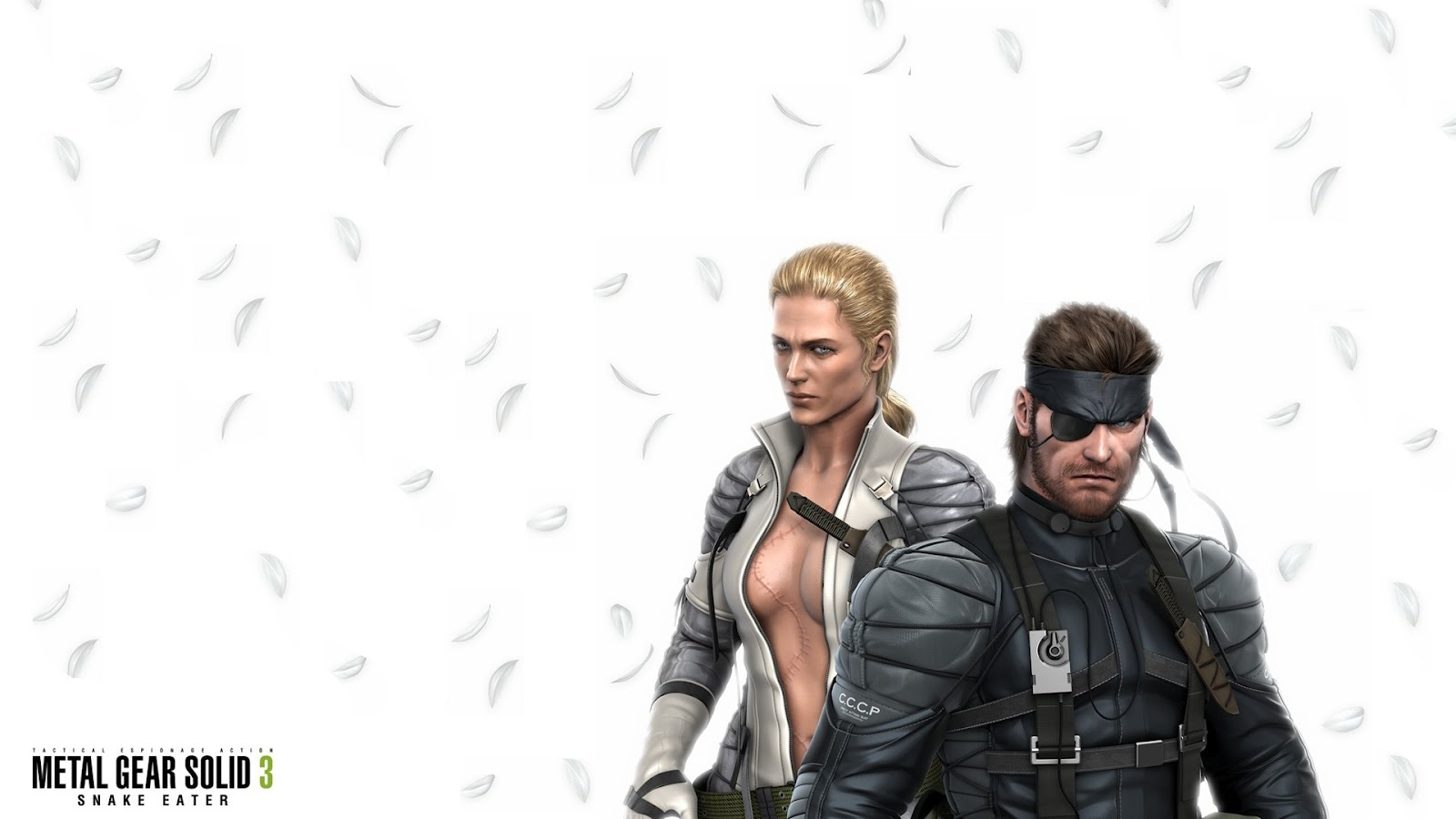 metal gear solid 3 snake eater  hd wallpaper  by outer heaven1974 d4ucbg7 Metal Gear Solid 4: Guns of the Patriots Wallpapers in HD