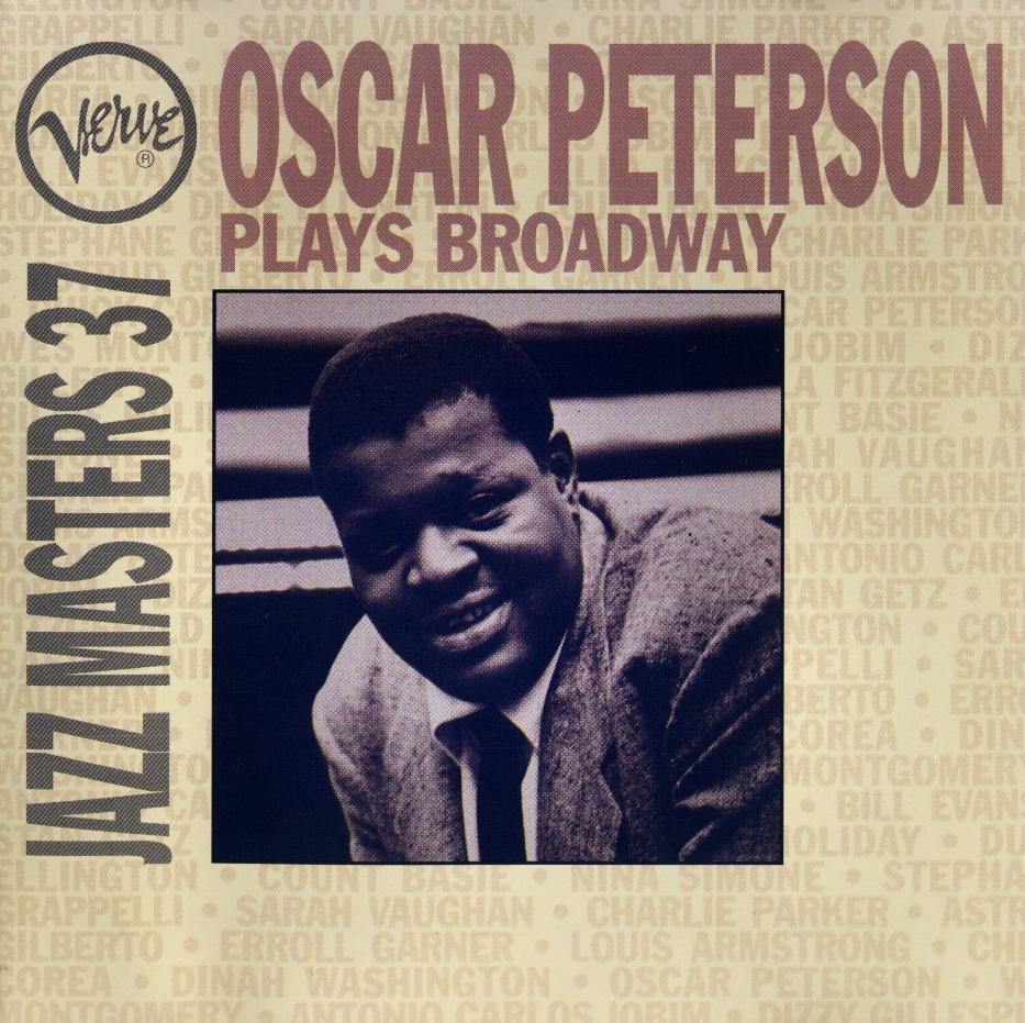 Home Of Jazz Oscar Peterson Verve Jazz Masters 37