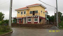 Philippines house and lot for sale; this real estate plus houses that home builders make design property affordable.