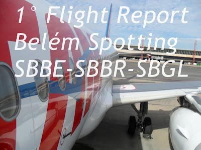 1° Flight Report