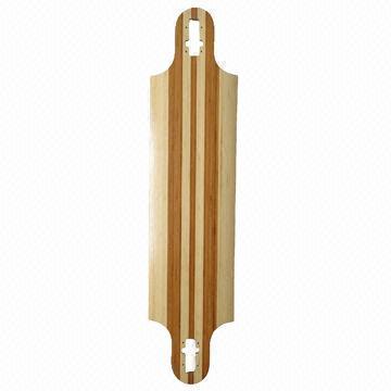Bamboo Longboard Deck8