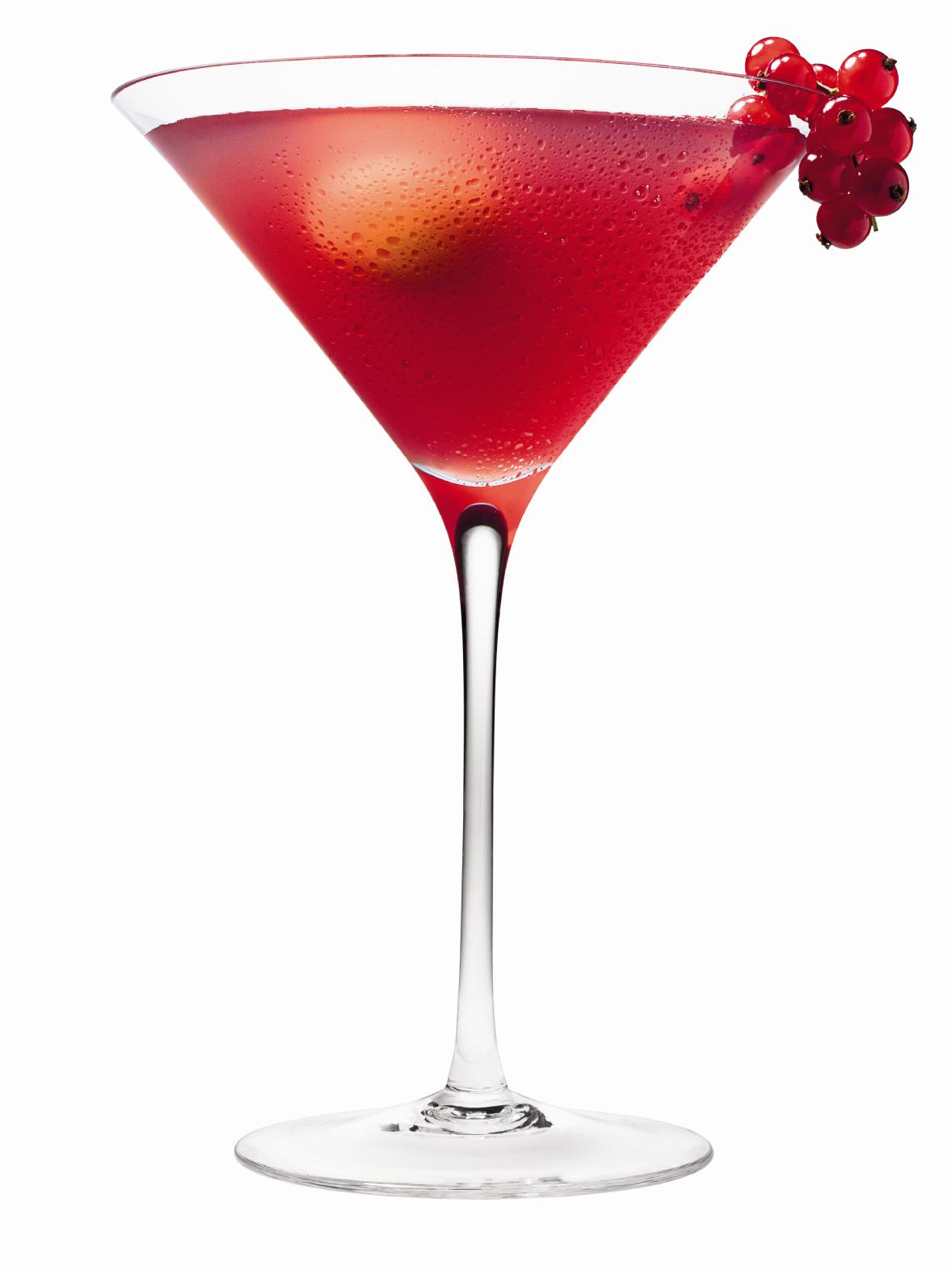 Drinks With Pomegranate Juice And Vodka