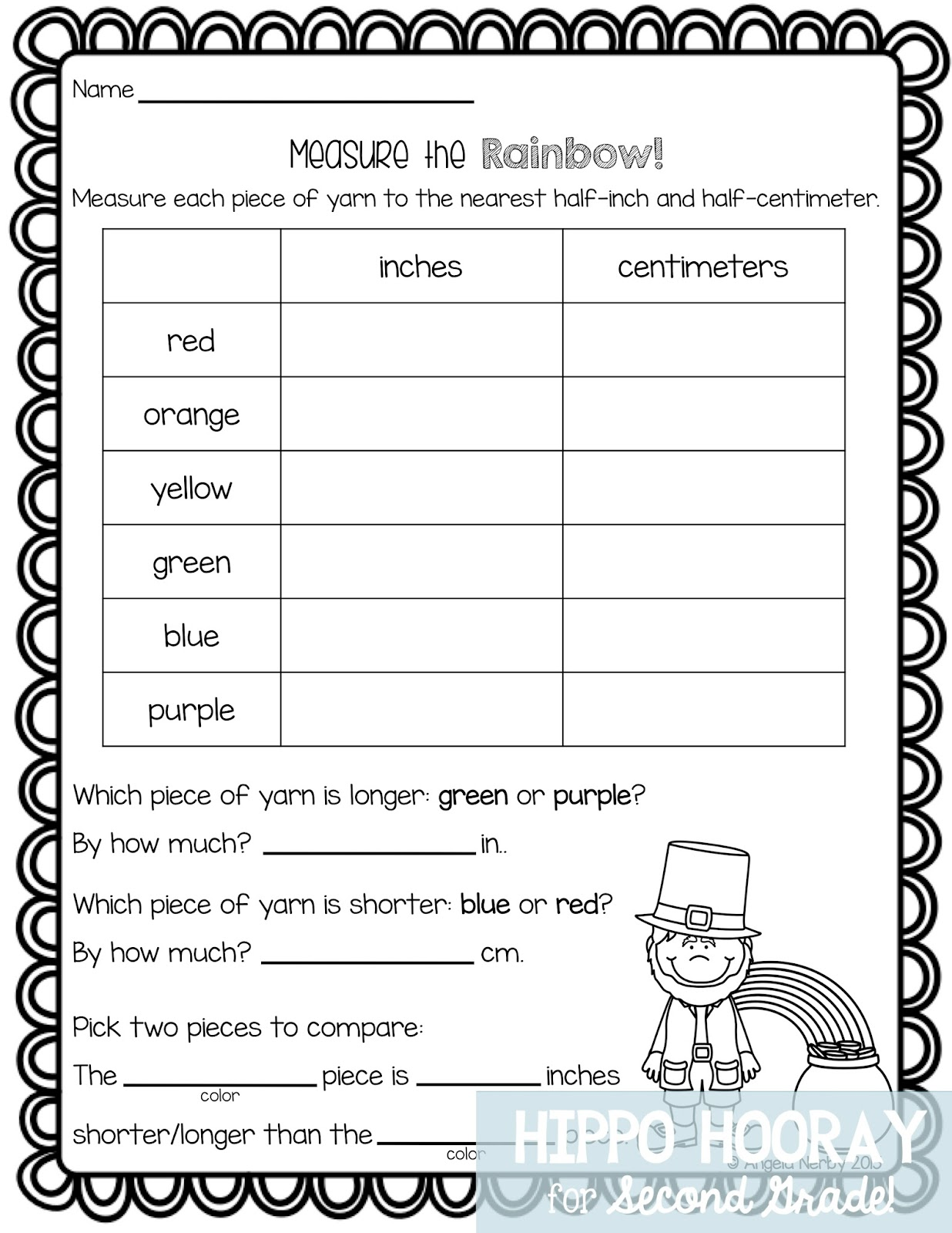 worksheet Measure To The Nearest Quarter Inch Worksheet free worksheets library download and print on measurement mania centimeters inches math and