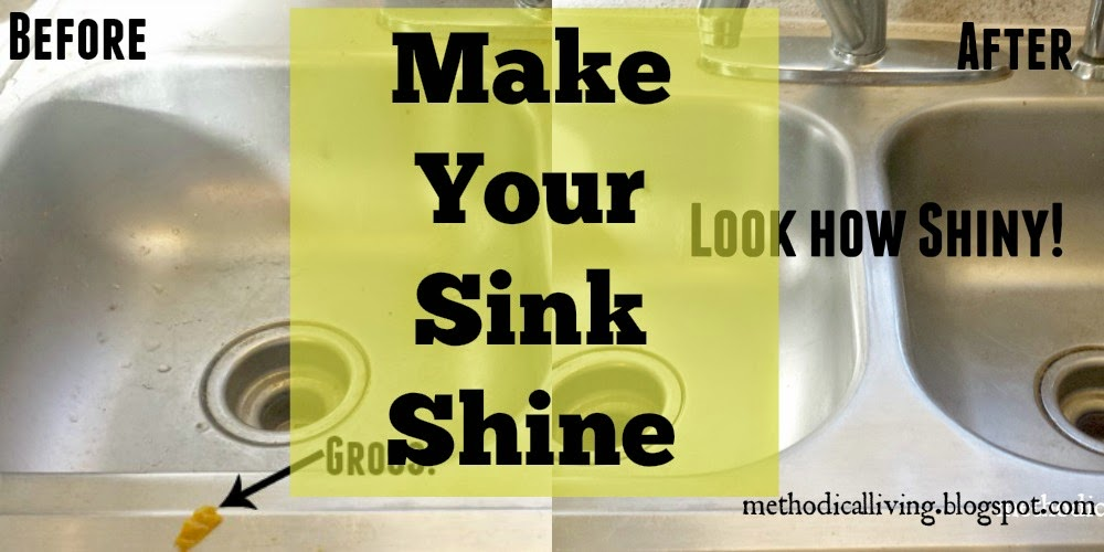 How to Clean Stainless Steel Sink Naturally