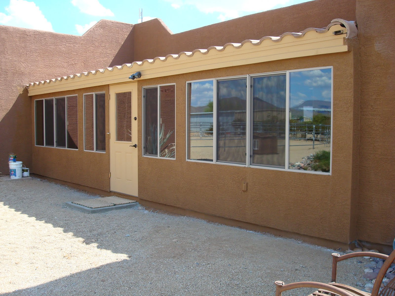 Az enclosures and sunrooms 602 791 3228 affordable room for Cheap home additions