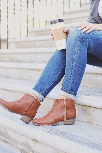 http://www.shoptiques.com/products/brown-dorado-booties