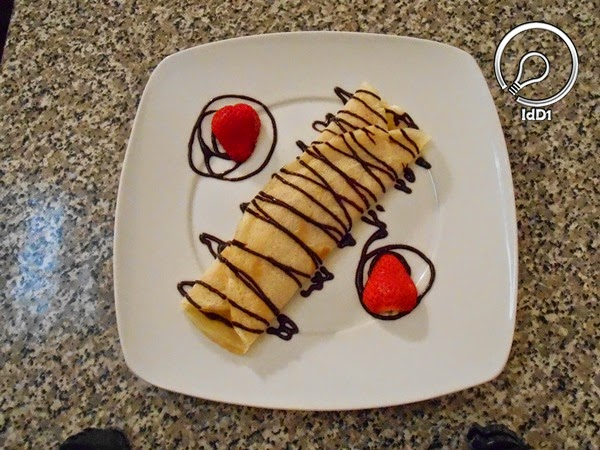 crepe de banana caramelizada - 02