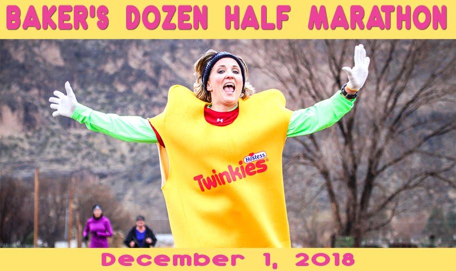 The Baker's Dozen Half Marathon
