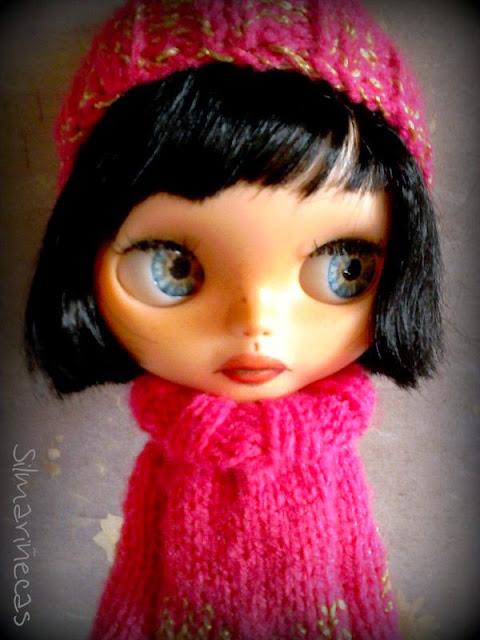 como customizar blythe o basaak doll