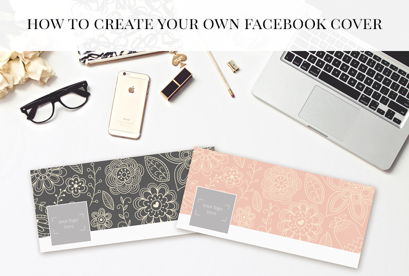 how to create a stylish facebook cover
