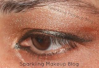 eye makeup look with Beauty UK AMAZON Eyeshadow & Eyeliner Collection, Palette #2