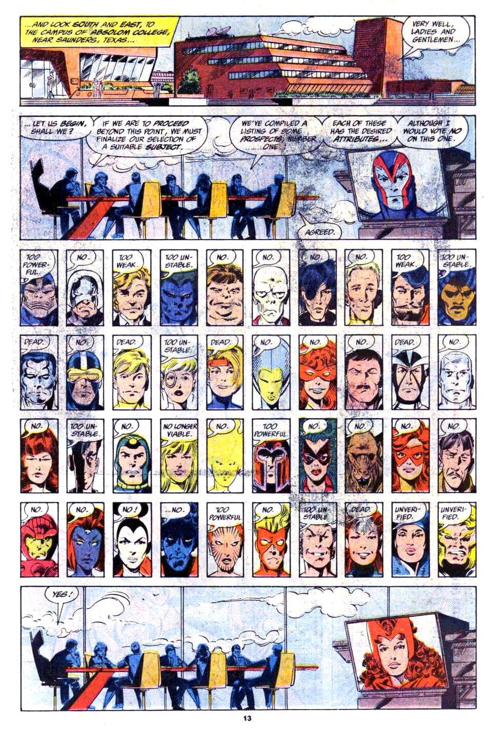 Captain America (1968) Issue #354b #287 - English 10