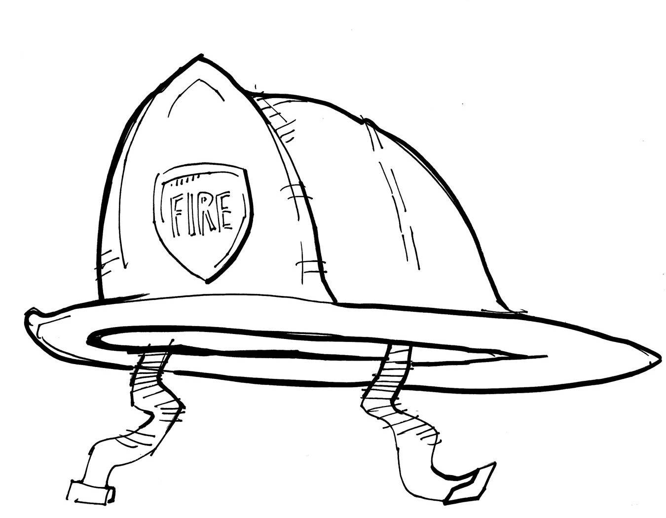 imagen un sombrero para colorear imagui