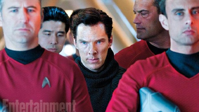 benedict cumberbatch with red shirts