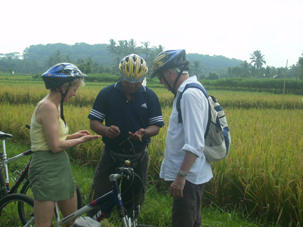 Bali Experience Adventure Cycling
