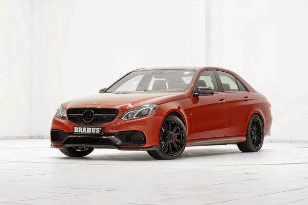 2014 Mercedes E63 AMG 850 6.0 Biturbo By Brabus