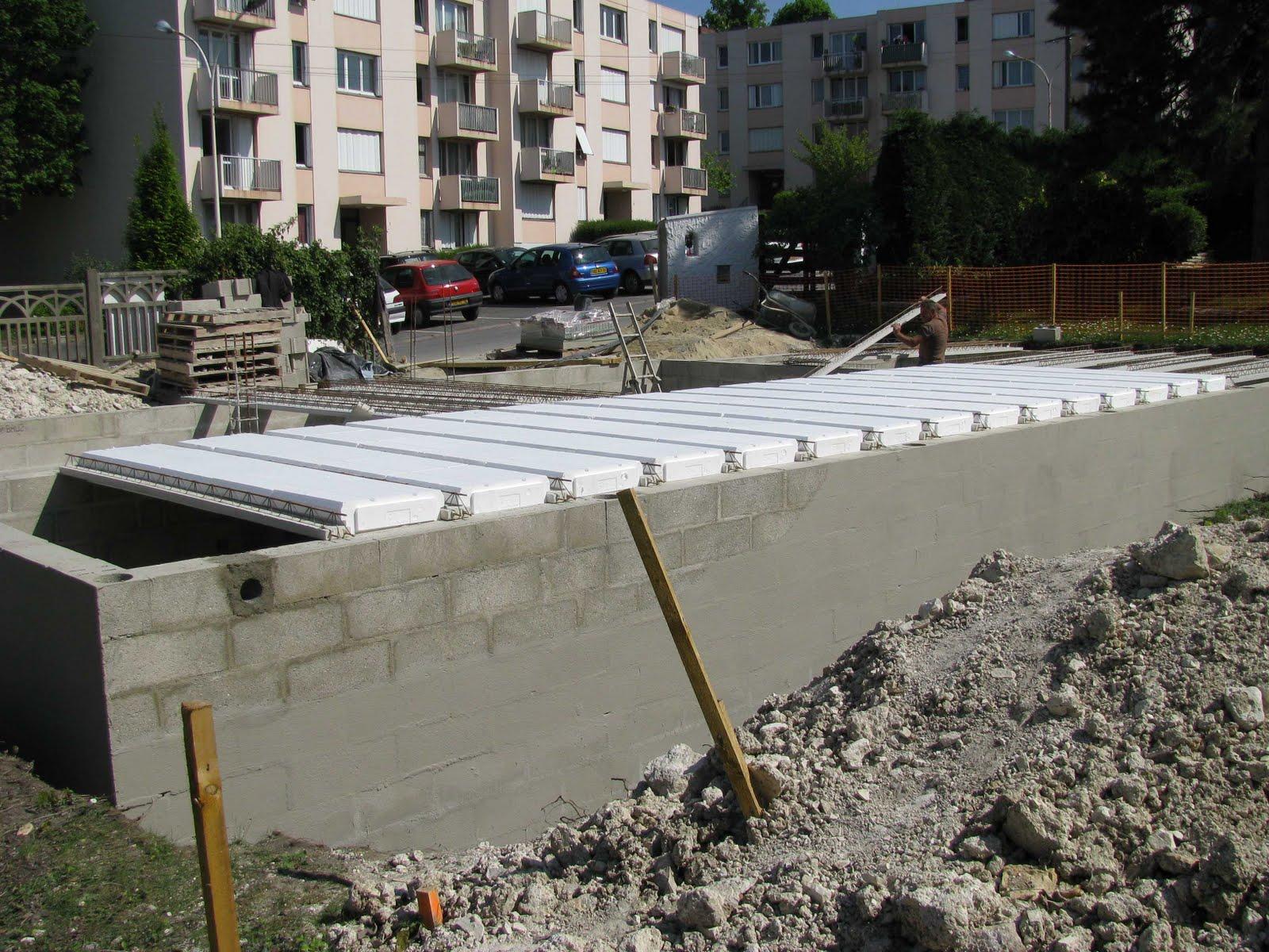 Je fais construire ma maison plancher 1 7 for Construire ma maison
