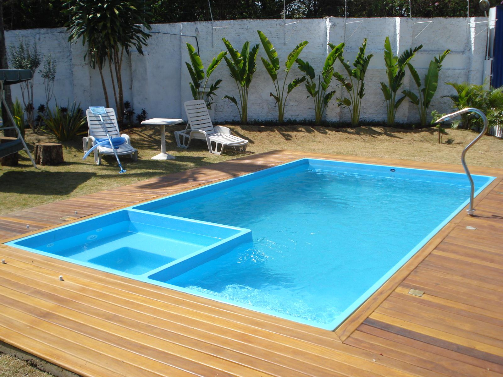 Fiber tudo para piscinas for Piscina infinita construccion