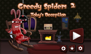 Greedy Spiders 2 Toby's Deception