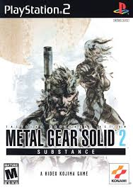 Download Metal Gear Solid II Substance Games PS2 ISO For PC Full Version Free Kuya028