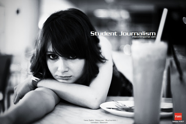 Student journalism The World Reporter