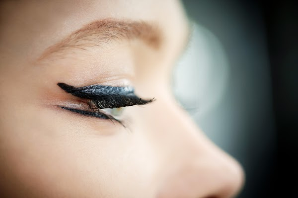 Dior Cruise 2015 eye makeup close-up