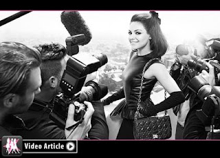 Mila Kunis' Miss Dior Teaser Ad: Watch Now! » Gossip | Mila Kunis