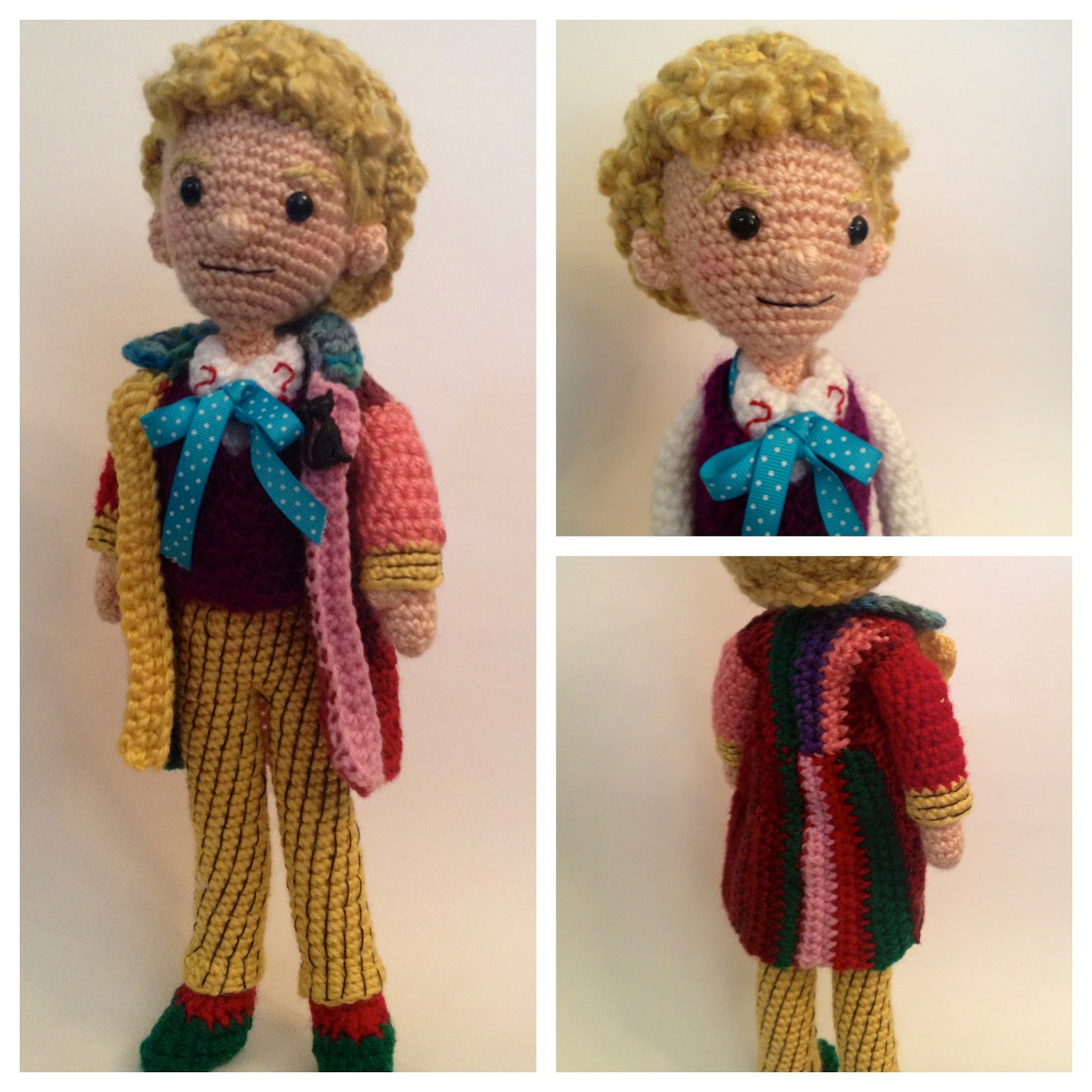 CRAFTYisCOOL: Doctor Who Collection Completion!