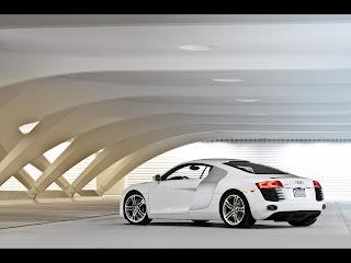 Performance do Audi r8
