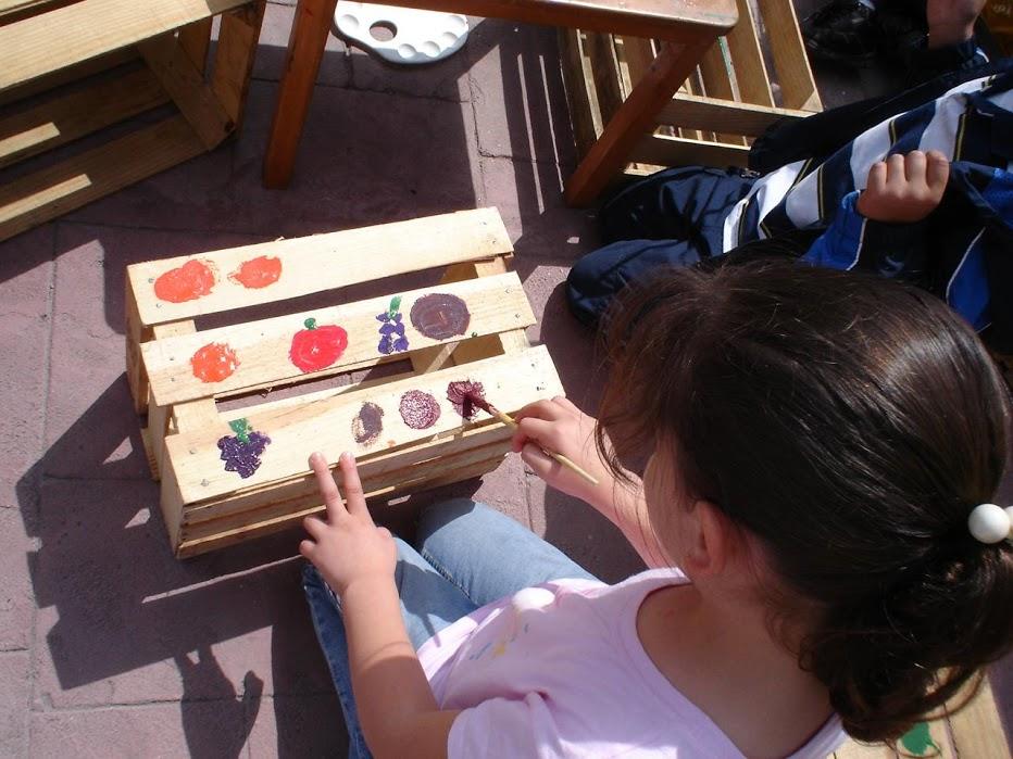 En 2011 pudimos llegar a la primera generacion de niños abiertos al amor de la Madre Tierra.