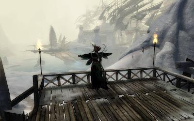 Guild Wars 2 - пейзажи отличаются атмосферностью