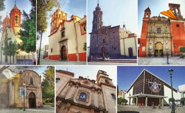 San Luis Potosí y sus siete barrios