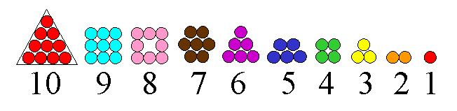 ColorMyMath: Preschool Beginning Counting