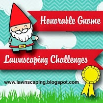 Lawnscaping Challenge #101: Dots & Stripes