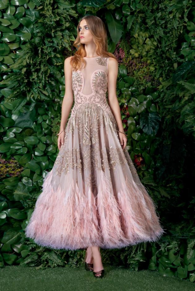 Colección de vestidos Otoño Invierno