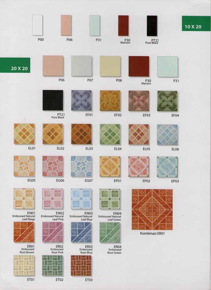 Keramik Tile : MASTERINA