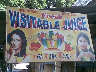 Visitable Juice