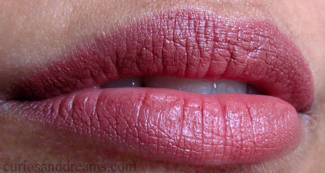 Maybelline Lip Gradation Mauve 1, Maybelline Lip Gradation Mauve 1 review, Maybelline Lip Gradation Mauve 1 swatches
