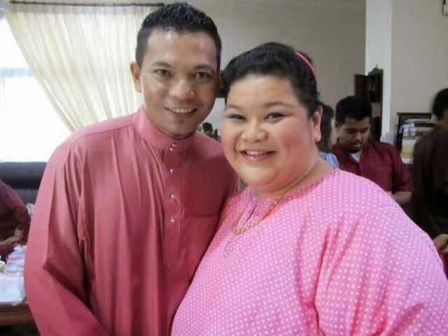 Selepas 11 Tahun Menjanda, Syani Cuak Kahwin Kali Kedua