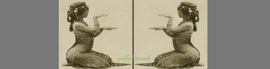 yoGa'lamak