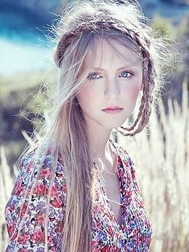 Más de 1000 ideas sobre Peinados Hippies en Pinterest - Peinados Hippies Cabello Corto