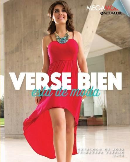 megashoes ropa de dama PV 2014